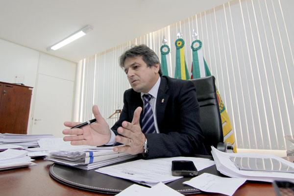 Rinaldo Reis nega que gastos do Ministério Público tenham crescido mais do que na Saúde