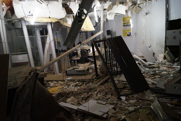 Ninguém foi preso por suspeita de envolvimento na explosão da agência bancária em Guamaré