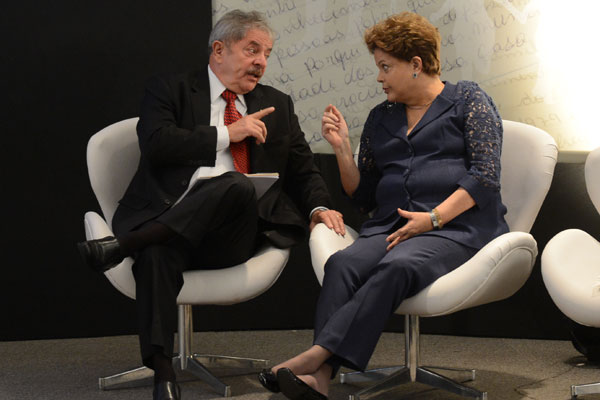 Lula e Dilma teriam US$ 150 milhões em propinas, diz delator