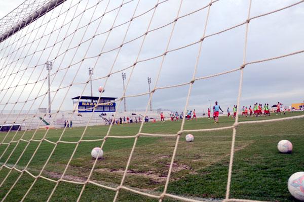 Nazarenão receberá a partida de abertura do Estadual 2014