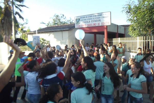 A escola estadual já havia sido escolhida como a melhor gestão do Nordeste e agora é a segunda melhor do Brasil