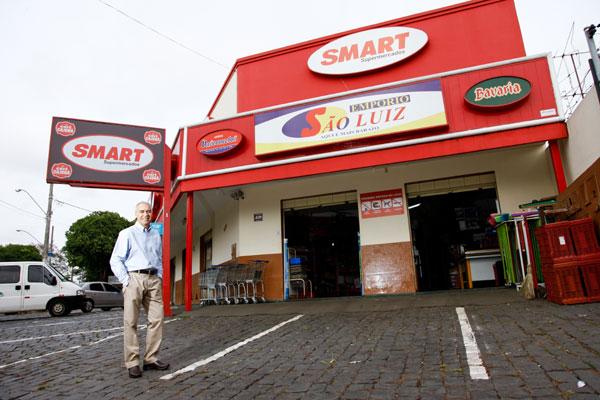 Gilmário Cavalcante, diretor-geral da rede: foco em pequenos e médios supermercados de bairro