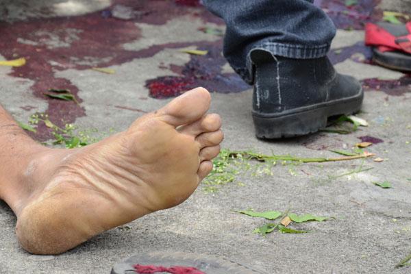 Quase 170 por cento é o índice de aumento de casos de homicídios não elucidados entre os anos de 2011 e 2012 no Estado