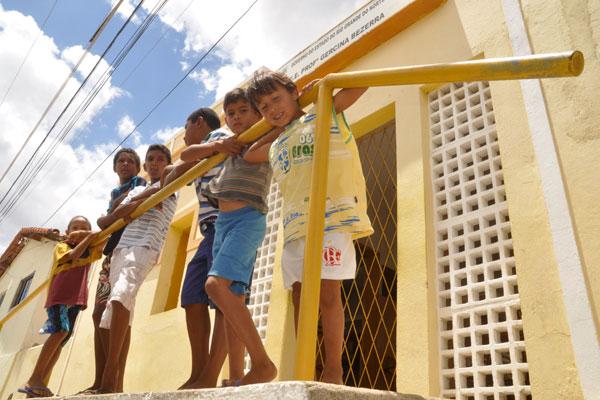 Mais um dia sem aulas nas escolas do município de Pedra Preta devido aos tremores registrados na tarde de ontem