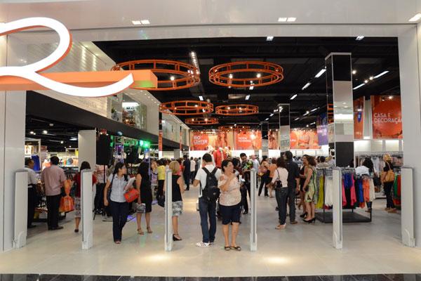 Loja do grupo, instalada no Natal Shopping, reabriu ontem após quase dois anos fechada para expansão do shopping e reforma