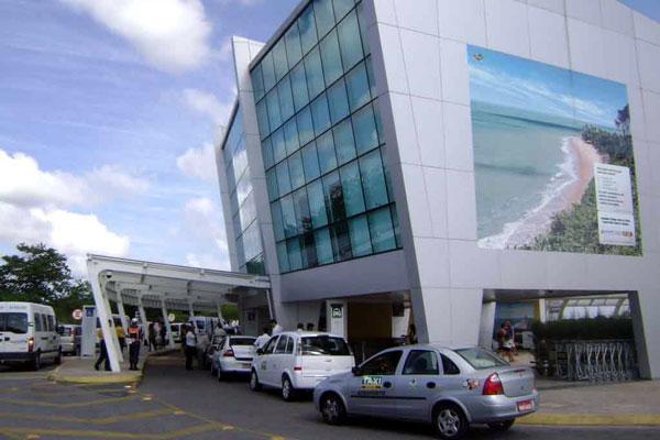 Aeroporto de João Pessoa, na Paraíba: consumidores viajam de carro até a cidade para voar