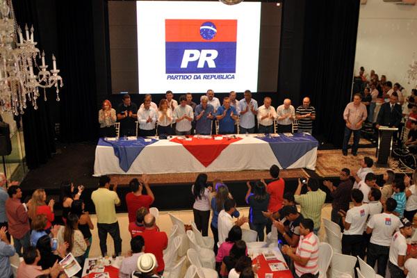 As lideranças que participaram do encontro defenderam o nome João Maia para o Governo