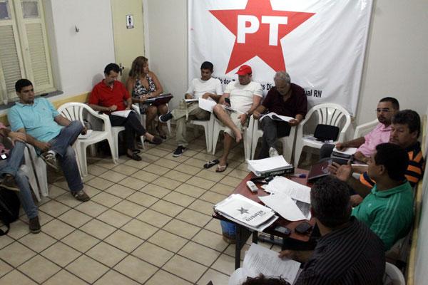 Executiva estadual do PT avalizou vitória de Eraldo Paiva