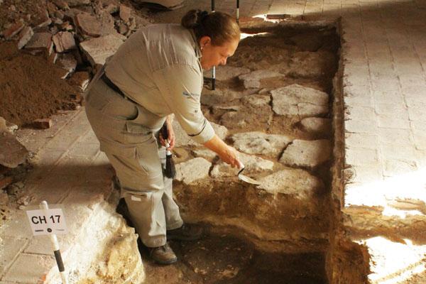 Escavações no Forte podem mudar informações sobre local