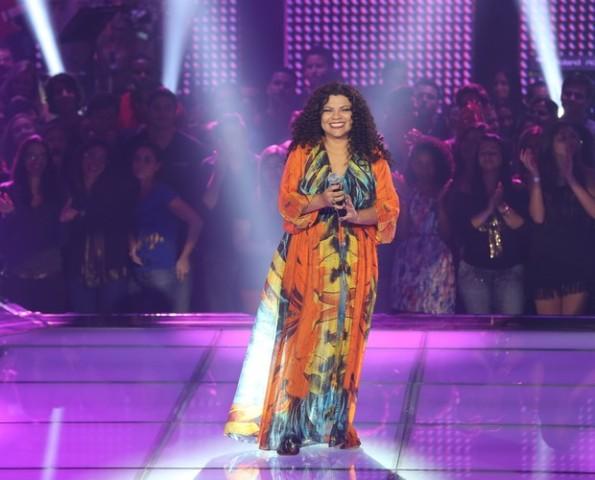 Potiguar Krystal emocionou plateia e técnicos na primeira noite do Tira-Teima do The Voice Brasil