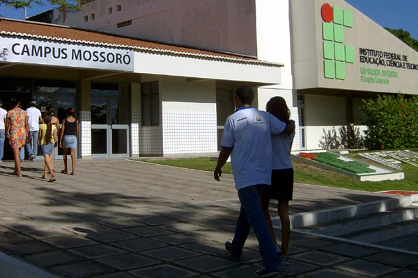 Campus do Instituto Federal de Mossoró lidera ranking do Enem