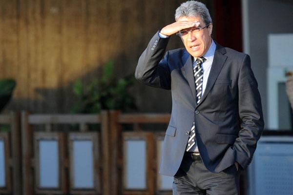 Marcelo Déda, governador do Sergipe, morreu em decorrência de um câncer descoberto ano passado