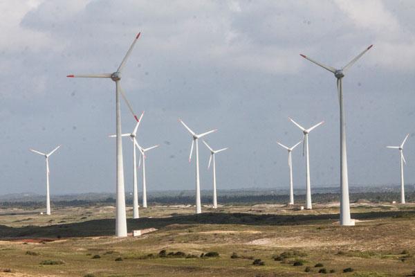 Parque eólico no RN: O Estado terá 2.491 MW eólicos e 203 MW fotovoltaicos no leilão deste mês