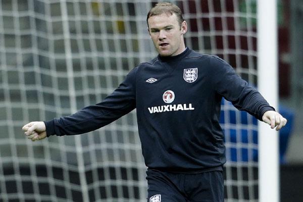 Rooney - Inglaterra