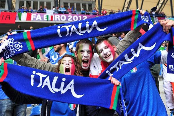 Tradicionais e tetracampeões, italianos são sempre favoritos