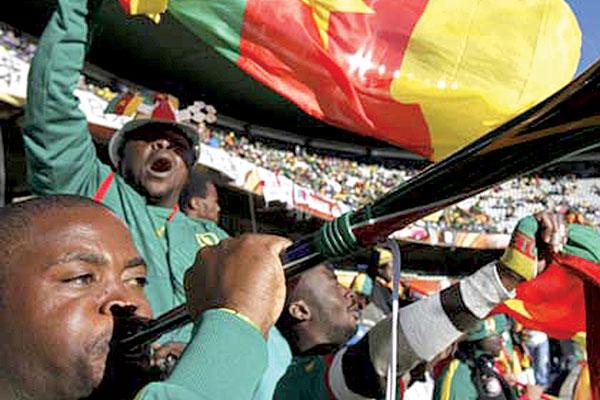 O colorido e a alegria dos camaroneses serão atração à parte