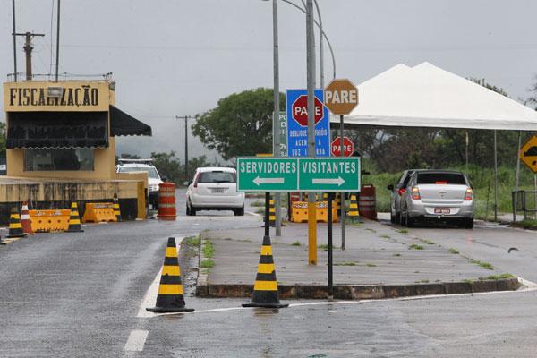 Presídio da Papuda não mais terá visitas em dias extaordinários