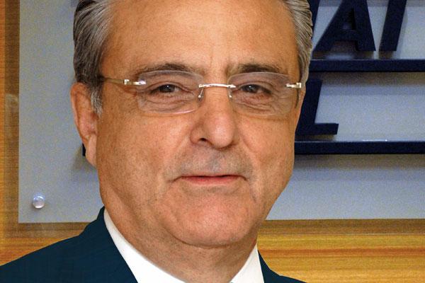 Robson Braga de Andrade é Presidente da Confederação Nacional das Indústrias