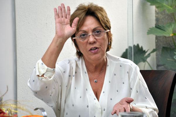 Governadora diz ter consciência do desgaste político em função de medidas amargas