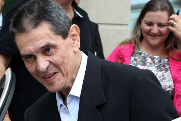 Ex-deputado Roberto Jefferson foi condenado no processo do mensalão