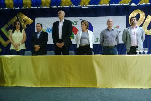 Cerimônia de entrega das medalhas dos Jerns e premiação dos atletas ouro ocorreu na manhã de hoje (13)