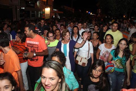 Governadora Rosalba Ciarlini vai a Mossoró para participar das comemorações da padroeira do município, Santa Luzia