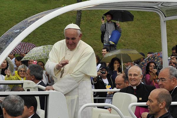 José Sarney analisa Exortação Apostólica do papa Francisco