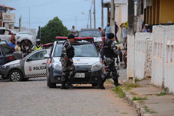 O conflito no CDP de Ceará-Mirim começou por volta das 15h de ontem (19). Os presos só foram contidos às 17h por policiais militares e agentes penitenciários.