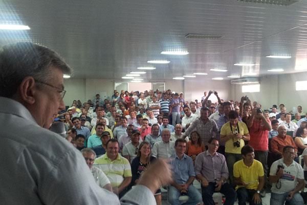 Garibaldi Filho destaca os investimentos do Governo Federal