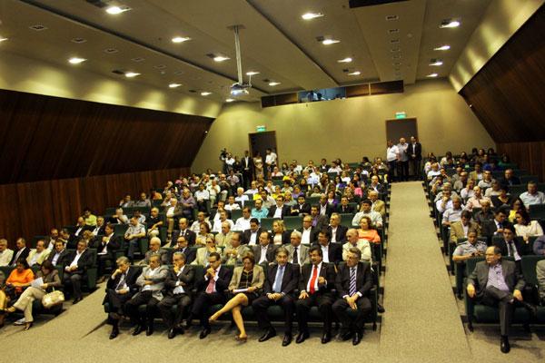 Oportunidades e desafios da indústria: 60 anos da Fiern foi o tema do debate da 19ª edição do projeto, que começou a ser executado em 2008