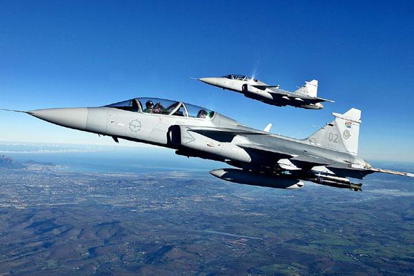 Fabricante do Gripen garante que 100% da alta tecnologia utilizada em seus aviões será repassada à Força Aérea Brasileira