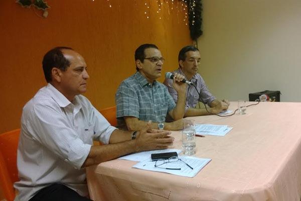 Deputado Henrique Eduardo Alves anunciou liberação de recursos para municípios