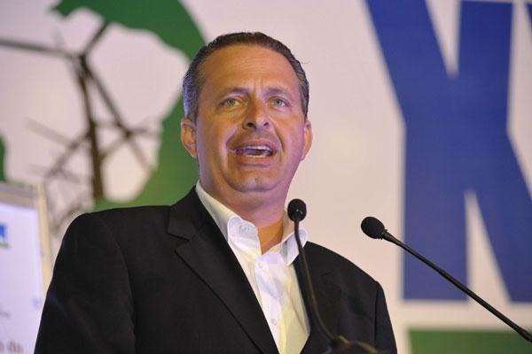 Preocupação de Campos, no momento, é viabilizar candidatura e consolidar aliança política