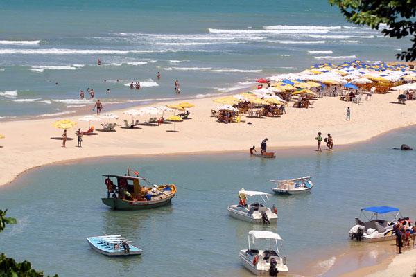 Nordeste é o destino mais procurado pelos turistas brasileiros