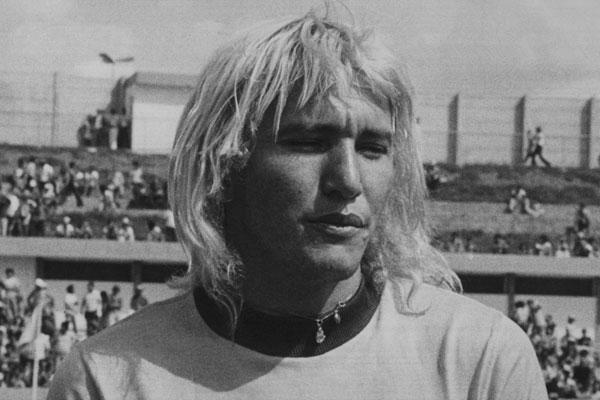 Marinho Chagas foi o único potiguar que disputou uma Copa