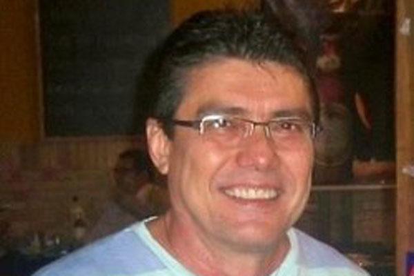 Fernando Medeiros, 57, morreu em decorrência de uma pneumonia