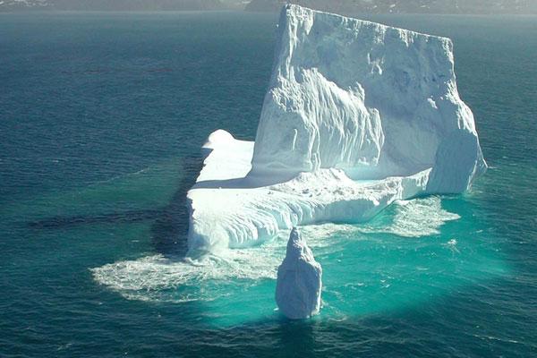 Diminuição do tamanho de geleiras pode significar aumento do nível do mar