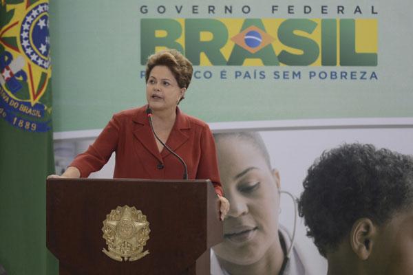 Dilma Rousseff destaca investimentos do Governo Federal nas obras de mobilidade urbana