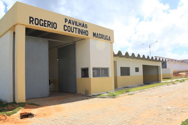 Pavilhão Rogério Coutinho Madruga é um dos mais novos do RN e considerado de segurança máxima