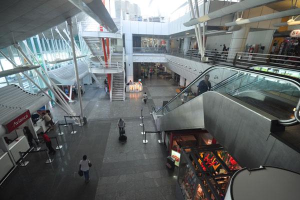 Além do pátio de aeronaves e pistas, a FAB passará a comandar as instalações do terminal de passageiros e as áreas associadas