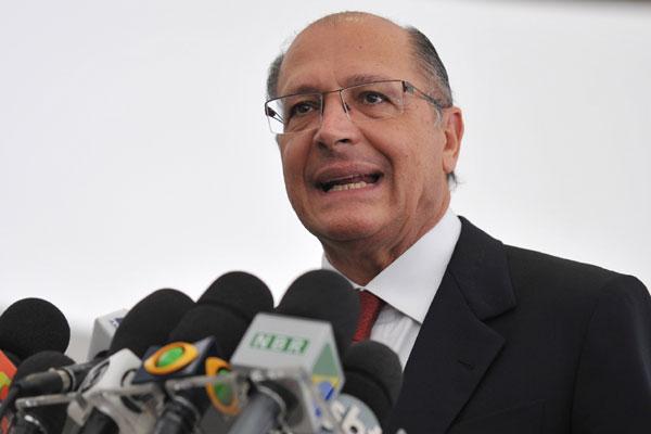 Manifestação teve sua força mesmo próximo do Natal, afirmou Alckmin