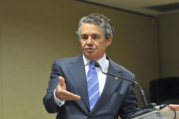 Marco Aurélio Mello afirmou que cassação de mandato eletivo pressupõe pronunciamento do TSE