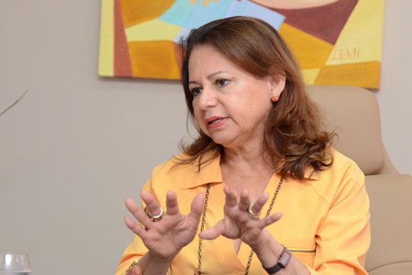 Betânia Ramalho, secretária de Educação do RN