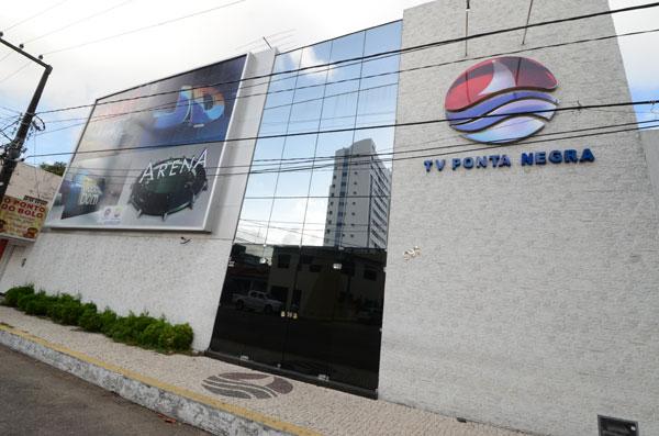 Televisão Ponta Negra receberá investimentos imediatos para implantação do sistema digital