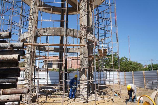 Caern intensifica trabalhos nos reservatórios no Oeste do estado