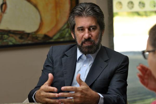 Valdir Raupp defende diálogo amplo com os partidos sobre a formação de coligações