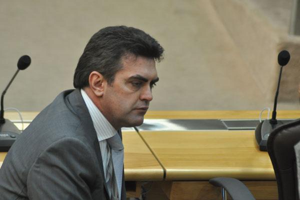 Gilson Moura está no segundo mandato na Assembleia Legislativa