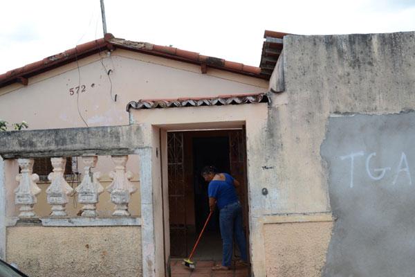 Uma das unidades, a de São Geraldo, no Centro de Ceará-Mirim está em situação crítica