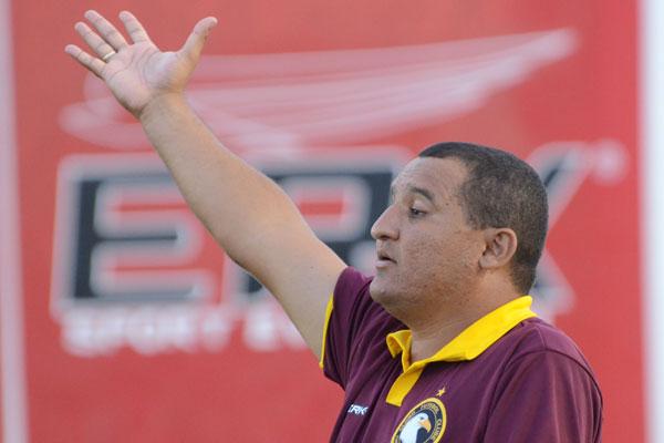 Higor César é o comandante do Globo, que supreendeu o ABC e conquistou a vaga na final do turno