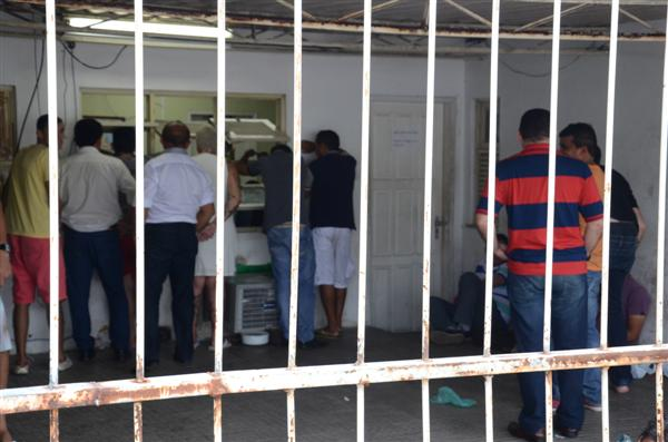 Motoristas foram detidos e levados à Delegacia de Plantão da zona Sul